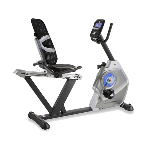 Biciclette Recumbent Bh Fitness CONFORT ERGO PROGRAM