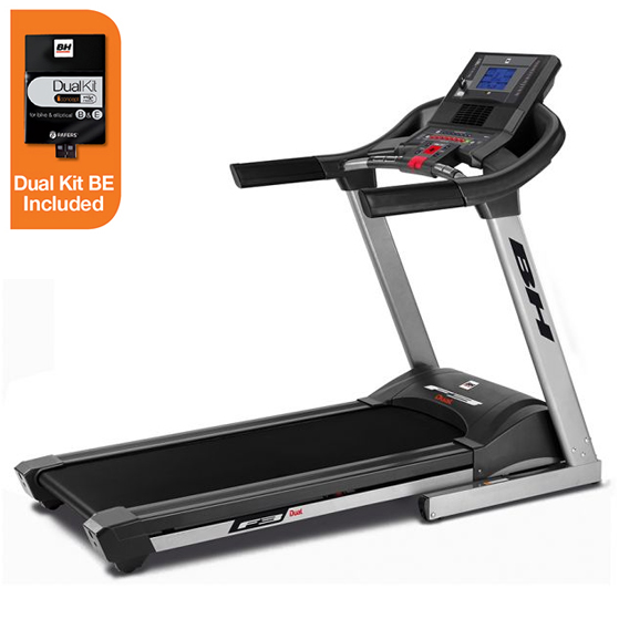 Tapis Roulant Bh Fitness i.F3 Dual