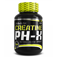 Creatine Biotech USA Creatine PH X