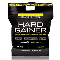 Aumento Peso Black-protein Hard Gainer
