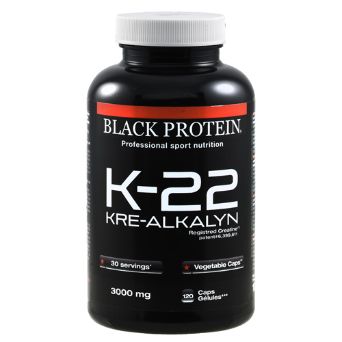 Black Protein K22 KRE-ALKALYN