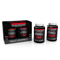 Energetici Black Protein MULTI ENERGY