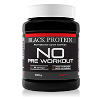 Congestione - N.O. Black-protein NO Pre WorkOut