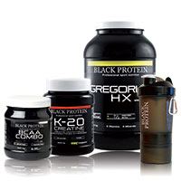 Gainer Black-protein Pack Prise de Masse 13