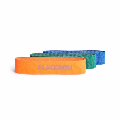 Bande Elastiche Blackroll LOOP BAND SET - 3 ELASTICI