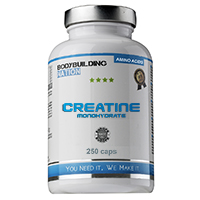 Creatine Bodybuilding Nation Creatina Monoidrato