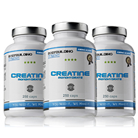 Creatine Bodybuilding Nation Trio Creatine Monohydrate