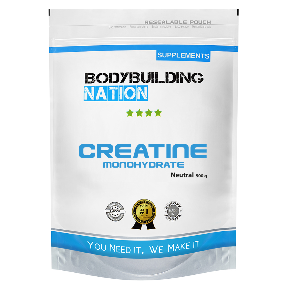Bodybuilding Nation Creatina Monoidrato