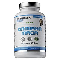 Energetici Bodybuilding Nation Damiana Maca