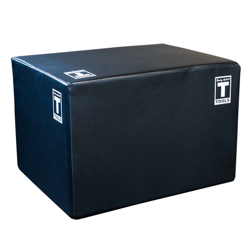 Bodysolid Soft-Sided Plyo Box