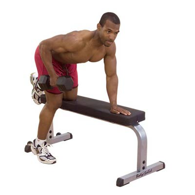 Panche Bodysolid FLAT BENCH