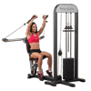 Attrezzi pettorali e spalle Press Pec Deck 95 kg Stack Bodysolid - Fitnessboutique
