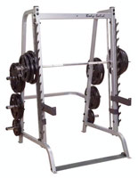 Smith Machine e Squat Bodysolid Machine Smith serie 7 base