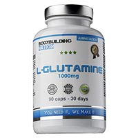 L-glutammina Bodybuilding Nation L Glutamine