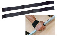 Guanti e cinturini Lifting Strap Bodysolid - Fitnessboutique