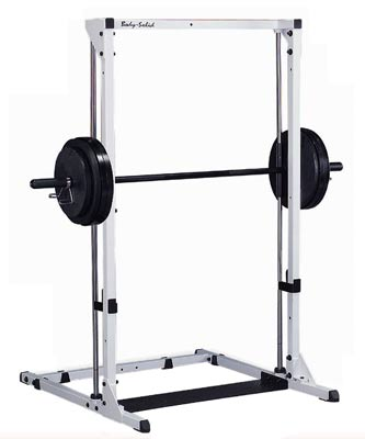 Smith Machine Bodysolid Power center base e guida