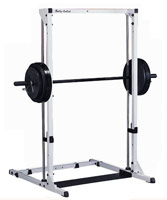 Smith Machine e Squat Bodysolid Power center base e guida