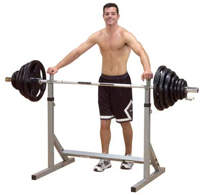 Powerline Rack da squat