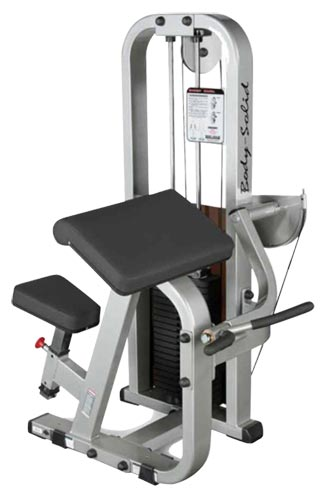 Bodysolide Club Line Biceps Curl Pro