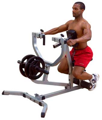 Bodysolid Seated row machine (Macchina tipo vogatore)