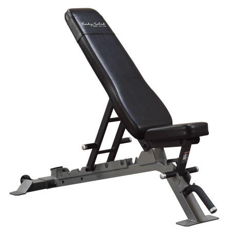 Bodysolide Club Line Panca piana, inclinata declinata Pro