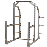 Smith Machine e Squat Gabbia da squat Multifunzione Bodysolide Club Line - Fitnessboutique