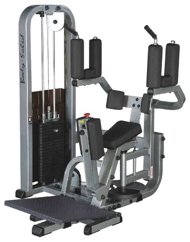 Bodysolide Club Line Rotary Torso Machine
