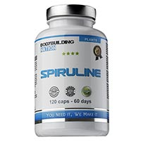 Wellness Bodybuilding Nation Spiruline
