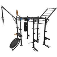 Cross Training Bodysolide Club Line CLUB HEX RIG TALL