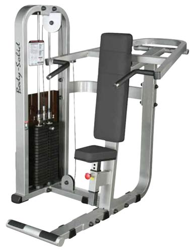 Bodysolide Club Line Press per Spalle
