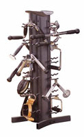 Rastrelliere e supporti per dischi Bodysolid ACCESSORY STORAGE RACK