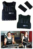 Giubotto zavorrato Bodysolid BODY VEST 5 kg