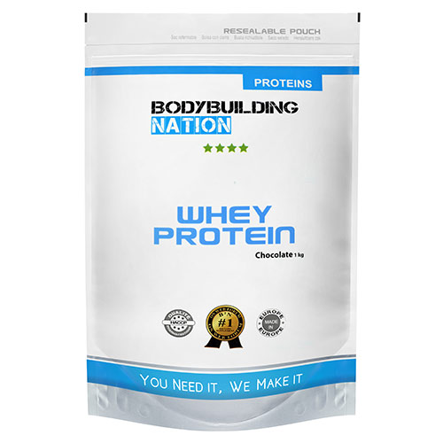 Bodybuilding Nation Whey Protein Neutro
