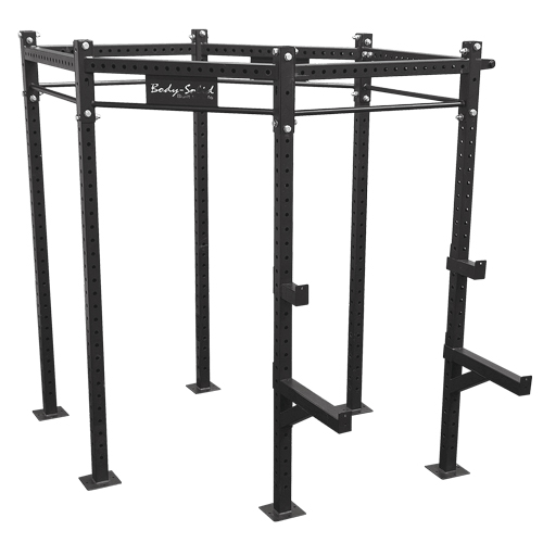 Bodysolide Club Line Basic Hex Rig Tall