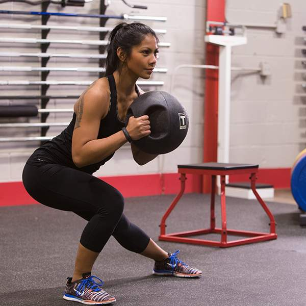 Bodysolid MEDICINE BALL DUAL GRIP