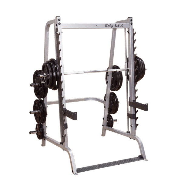 Bodysolid Machine Smith serie 7 base