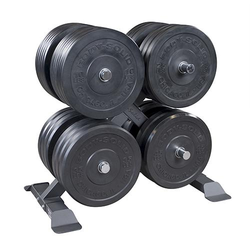 Bodysolid RACK PER PESI