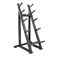 Attrezzi Bodybuilding HIGH CAPACITY OLYMPIC PLATE RACK Bodysolid - Fitnessboutique
