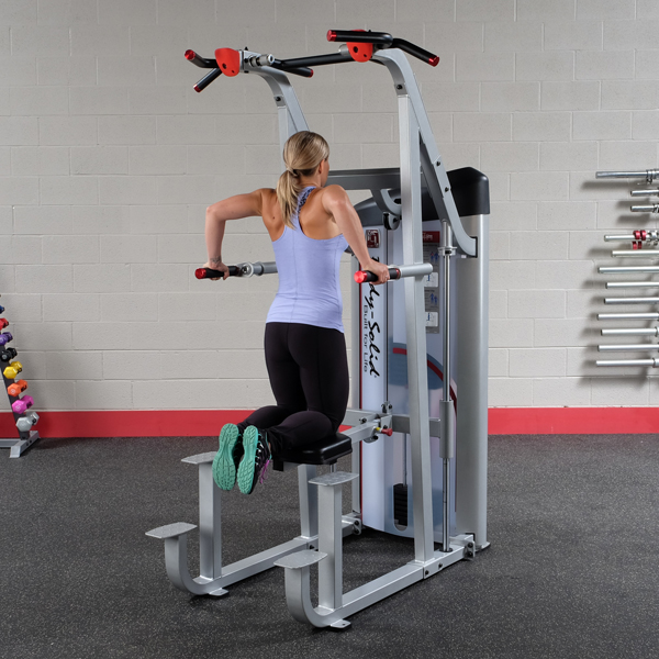 Bodysolide Club Line CHIN DIP WEIGHT ASSISTED