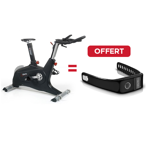 Indoor Cycling Dkn X Motion V2 + Orologio Cardio Connect in omaggio