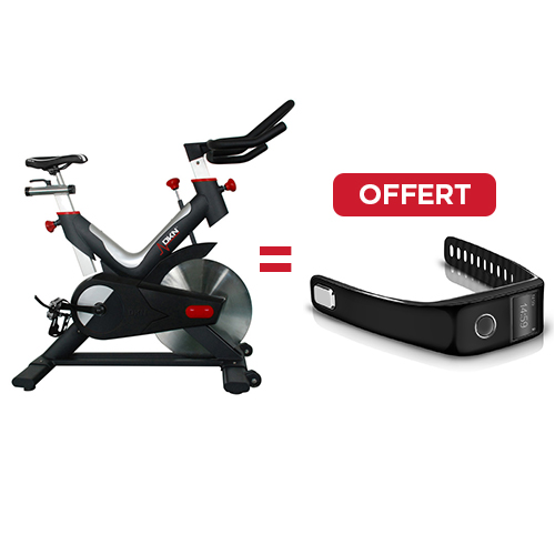 Indoor Cycling Dkn X-Revolution + Orologio Cardio Connect in omaggio