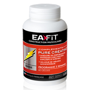 Ea Fit Pure Creatine Capsule