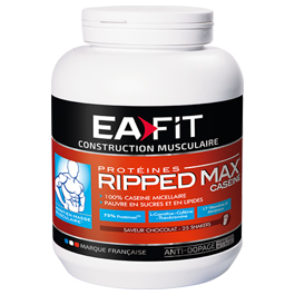 Ea Fit Ripped Max Caseine