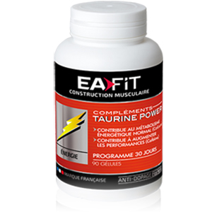 Ea Fit Taurine Power