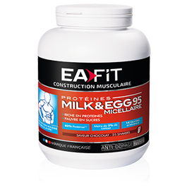 proteine Ea Fit Milk & Egg 95 Micellare