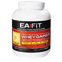 Aumento Peso Ea Fit Whey Gainer