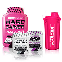 Hard Gainer Harder PACK AUMENTO PESO