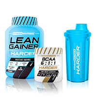 Aumento Peso Harder PACK LEAN GAINER