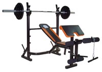 Panche FITNESS DOCTOR Titan Bench