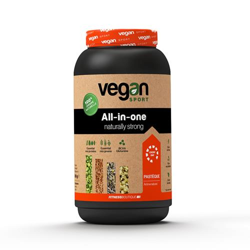 proteine Vegan Sport ALL IN ONE NATURALLY STRONG